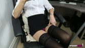 Rose_Upskirt_At_Work 23